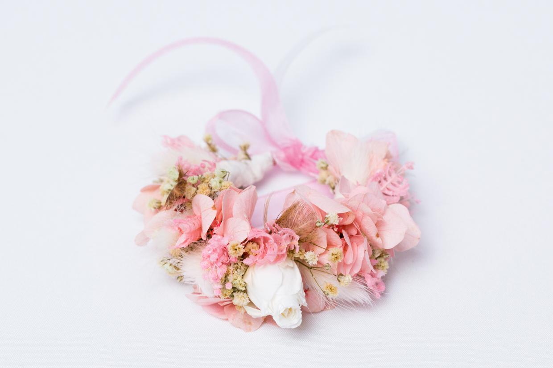 Trauzeugin Geschenk Trockenblumen