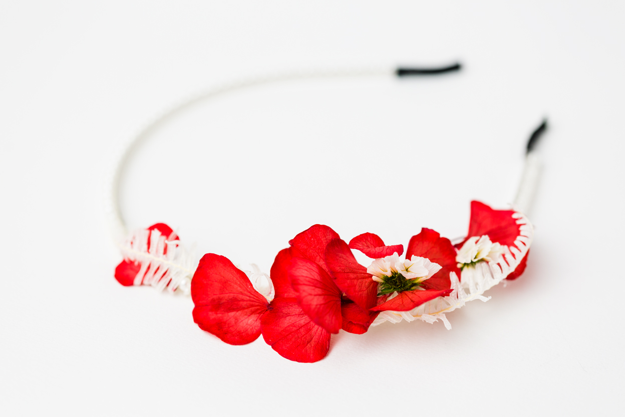 rote flowercrown