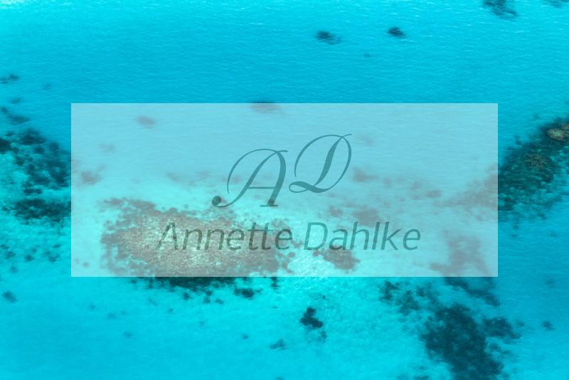 "Wandbild Fotografie Feng Shui ""Das blaue Meer"""