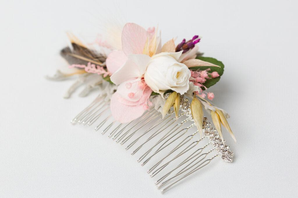 Blumenkamm Trockenblumen
