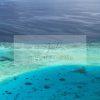 Wandbild Meeresblau nach Feng Shui Element Wasser